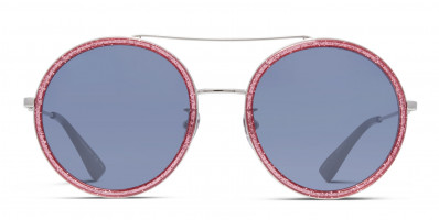 Gucci GG0061S Pink w/Silver