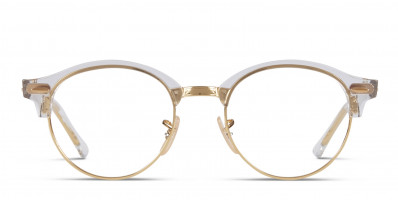 Ray-Ban 4246V Clear w/Gold