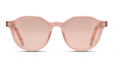 Muse X Hilary Duff Diana Clear Pink/Glitter