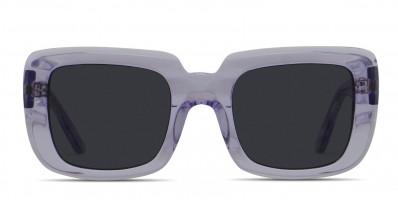Amelia E. Honeybee Clear Purple
