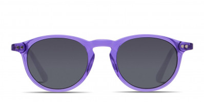 Revel Royer Clear Purple