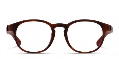 Ermenegildo Zegna EZ5104F Brown/Tortoise/Red