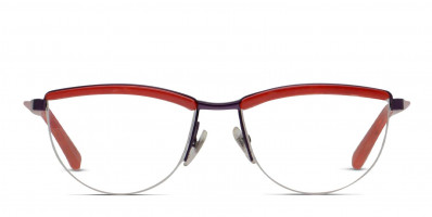 Alain Mikli A02023 Red/Purple