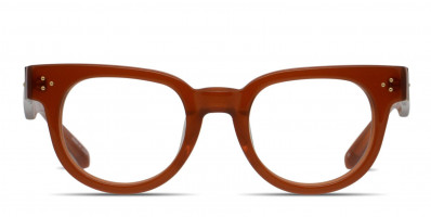 Linda Farrow LFL180 Orange/Clear