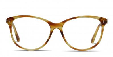 Tom Ford TF5544-B Tortoise/Yellow/Clear