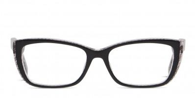 Fendi FF0003 Shiny Black/Clear