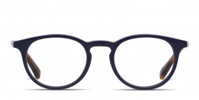 Ermenegildo Zegna EZ5028 Blue/Tortoise