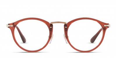 Persol 3167V Red/Clear/Gold