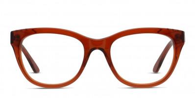Amelia E. Trinette Clear Orange