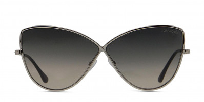 Tom Ford TF569 Elise-02 Silver