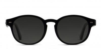Ermenegildo Zegna EZ0029FN Shiny Black/Gray