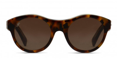 Tod's TO0196 Tortoise/Clear