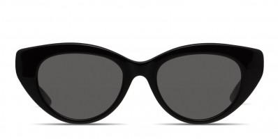 Alexander McQueen McQ MQ0078S Shiny Black