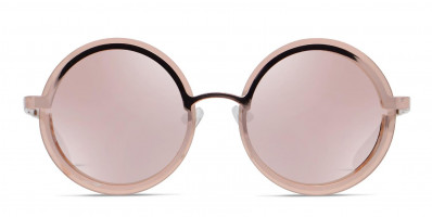 Le Specs Luxe Ovation Rose Gold (Non-Rx-able)