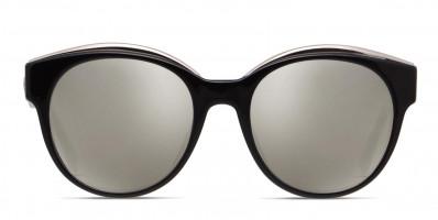Moschino MOS033/S Shiny Black/Silver