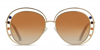 Chloe CE169S Gold/Brown