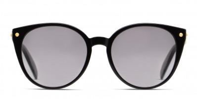 Alexander McQueen AM0130S Shiny Black