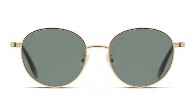 Alexander McQueen AM0230S Gold/Green