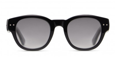 Bottega Veneta BV0082S Black/Gray/Clear
