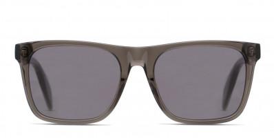 Alexander McQueen AM0112S Gray/Clear