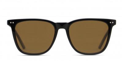 Bottega Veneta BV0072S Shiny Black/Brown