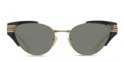 Gucci GG0522S Black/Gold