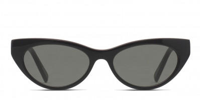 Le Specs Bunny Hop Shiny Black