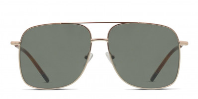 Le Specs Equilateral Gold/Green