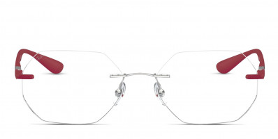Ray-Ban RX8765 Silver/Red