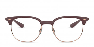 Ray-Ban RX7186 Purple/Rose Gold