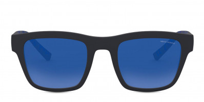Armani Exchange AX4088S Black/Blue