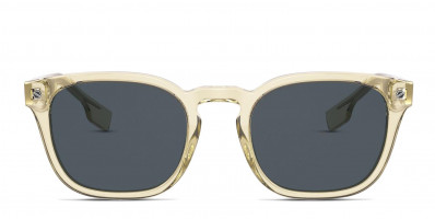 Burberry BE4329 Ellis Yellow/Clear