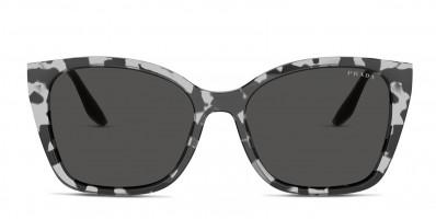 Prada PR 12XS Gray/Tortoise/Gunmetal