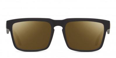 Spy Helm Black/Gold