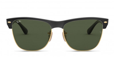 Ray-Ban 4175 Clubmaster Oversized Black w/Gold