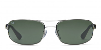 Ray-Ban 0RB3445 Silver