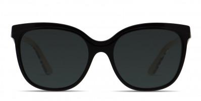 Burberry BE4270 Shiny Black w/Natural/Pattern