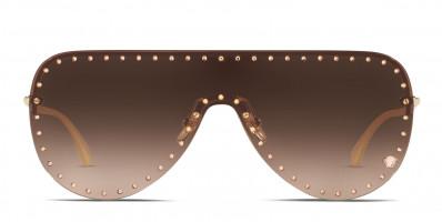 Versace VE2230B Brown , Gold