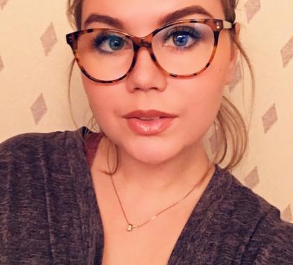 bbe93e9c4c Muse X Hilary Duff Betty Prescription Eyeglasses