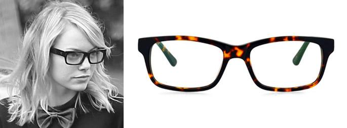 GO CLASSIC WITH ACADEMY BLACK FRAMES