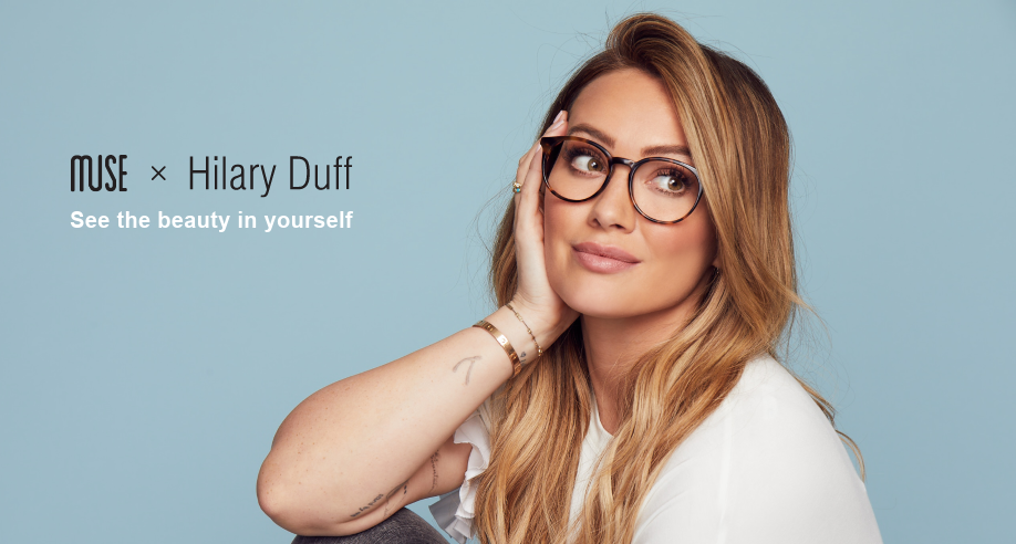 Hilary Duff's Exclusive New Eyewear Collection