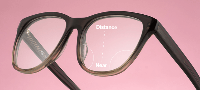 de3bfba1b4 Progressive lenses provide vision correction that contains several optical  powers in one lens  Near