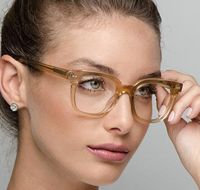 d1fcfb1436462 Crystal Clear The trend is clear this year - translucent acetate frames