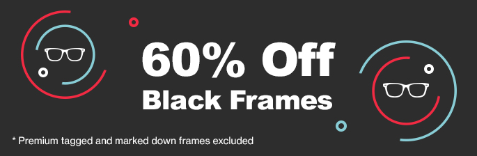 Black frames collection