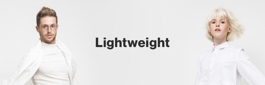 Light-weight Glasses