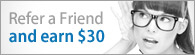 Refer your friends and earn money!