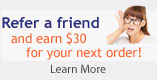GlassesUSA Refer-A-Friend Program